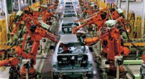 A 3ª Revolução Industrial trouxe a automação de tarefas repetitivas